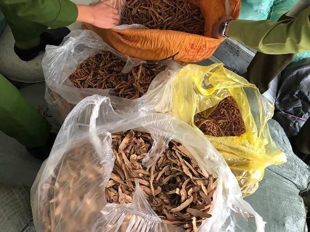 Lạng Sơn: Bắt giữ 210 kg nguyên liệu thuốc bắc vận chuyển lậu qua biên giới