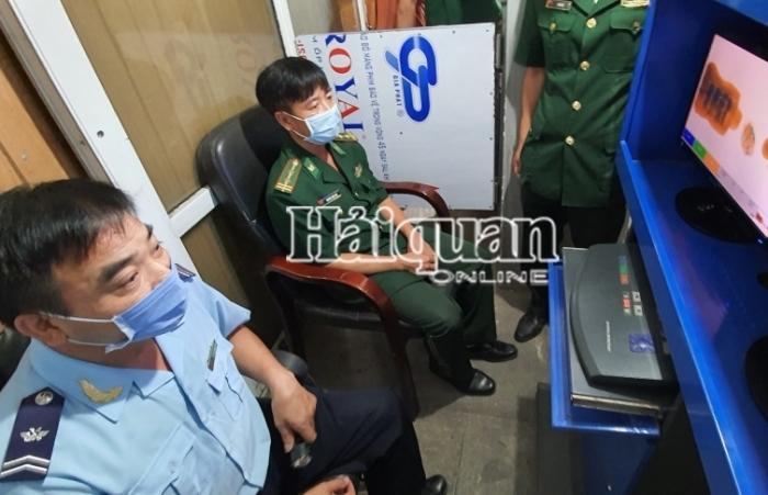 Hải quan Hà Tĩnh nộp ngân sách hơn 1,7 tỷ đồng từ chống buôn lậu
