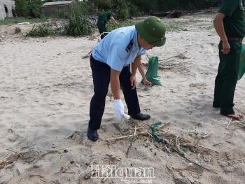 Ngành Hải quan lan toả chiến dịch làm cho thế giới sạch hơn