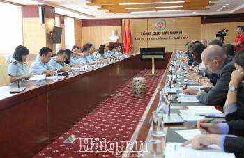 Tổng cục trưởng làm việc với Hội đồng kinh doanh châu Âu – ASEAN