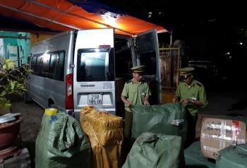 Lạng Sơn: Thu giữ trên 450 sản phẩm nghi giả mạo nhãn hiệu Louis Vuitton, Hermes