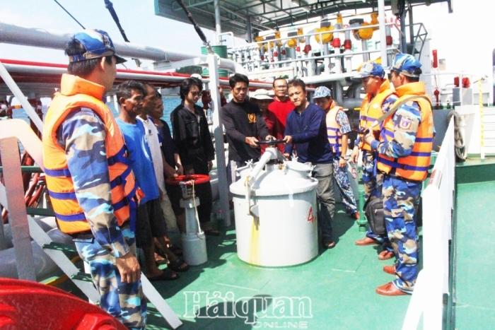 Cảnh sát biển: Đấu tranh có hiệu quả đối với buôn lậu, gian lận thương mại