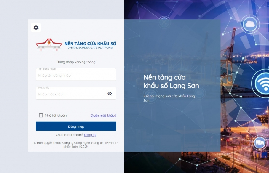 Lạng Sơn tổ chức tập huấn sử dụng nền tảng cửa khẩu số