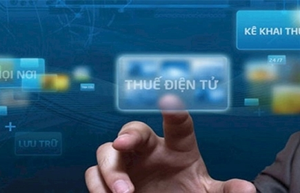 Triển khai thí điểm nộp thuế điện tử nhờ thu nơi Than – Khoáng sản Việt Nam ủy quyền