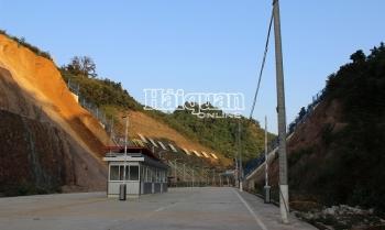 Từ tháng 1/2020 thông tuyến đường chuyên dụng vận tải hàng hóa cửa khẩu Tân Thanh