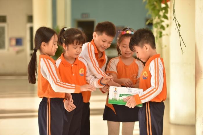 Trường học xanh- sáng kiến bảo vệ môi trường