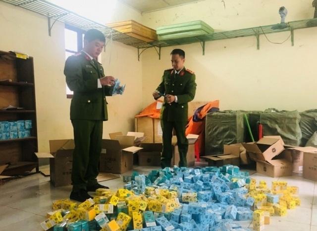 Lạng Sơn: Bắt giữ gần 5.000 sản phẩm thuốc lá điện tử nhập lậu