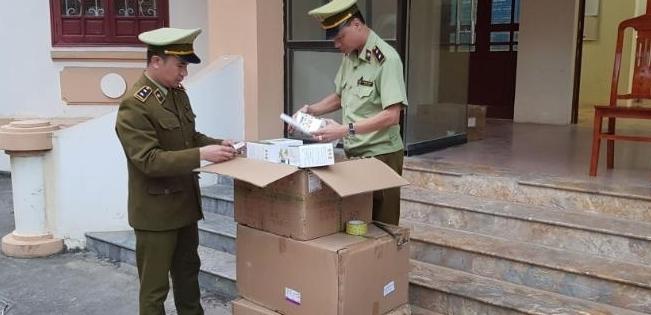 Xuất hoá đơn bán 800 tuýp thuốc chữa bệnh nhập lậu