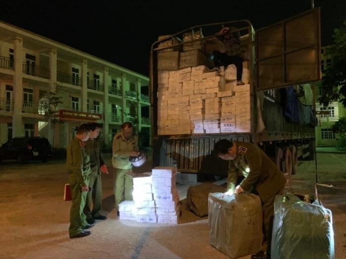 Bị phạt trên 27 triệu đồng vì kinh doanh hàng NK không có nhãn phụ tiếng Việt