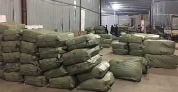 Phát hiện gần 70 tấn thuốc bắc nghi nhập lậu từ Trung Quốc