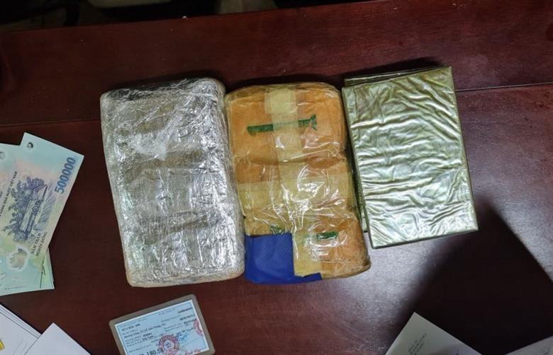 Nghệ An: Chặt đứt đường dây, thu giữ số lượng lớn ma túy
