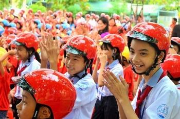 Honda Việt Nam nỗ lực triển khai các hoạt động về An toàn giao thông