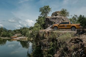 Ford Ranger đạt doanh số kỷ lục tại châu Á Thái Bình Dương năm thứ 10 liên tiếp