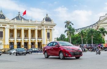 Nâng cấp nhiều trang bị, Toyota Vios 2020 không tăng giá bán
