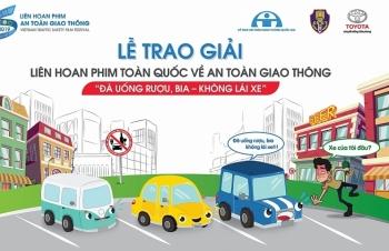 206 tác phẩm dự thi Liên hoan phim về An toàn giao thông