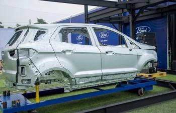 Ford Việt Nam đầu tư 82 triệu USD mở rộng sản xuất tại Việt Nam