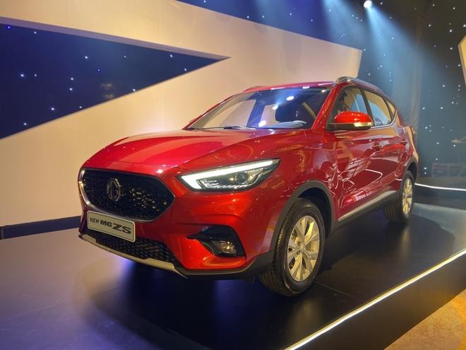 Mang thương hiệu Anh, nhập khẩu từ Thái, MG ZS mới có giá bán từ 569 triệu đồng