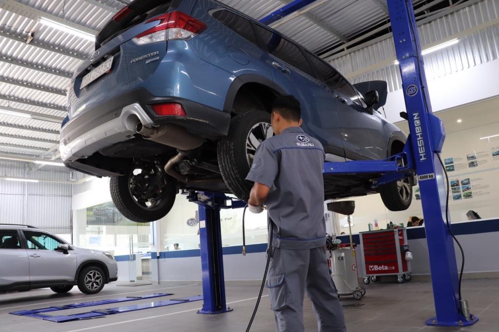 Subaru tăng trưởng hơn 150% trong năm 2020 tại Việt Nam