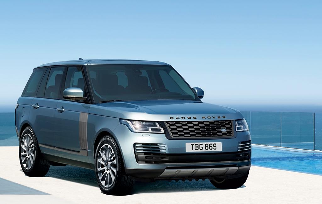 Phú Thái Mobility giảm 10% cho Range Rover Vogue và Discovery Sport dịp Tết