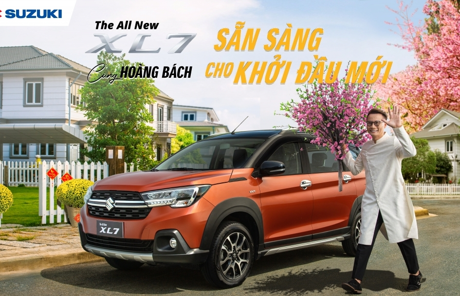 Lọt top 10 thương hiệu ô tô người Việt ưa chuộng nhất 2020, Suzuki ưu đãi lớn khách hàng