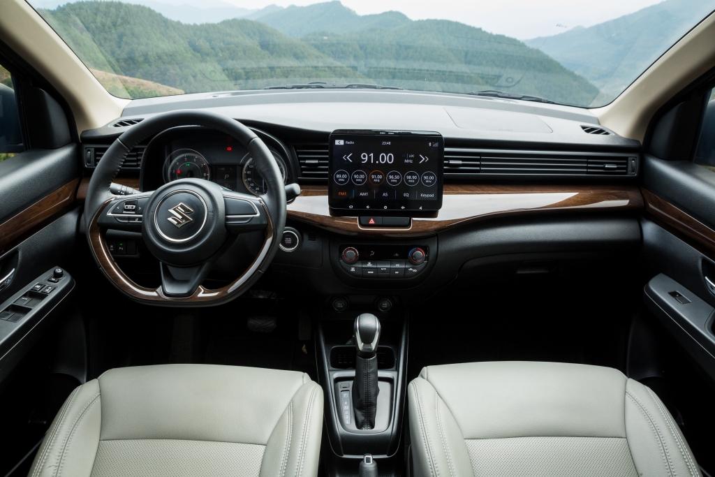 Suzuki Ertiga - Mẫu MPV 7 chỗ lý tưởng cho gia đình