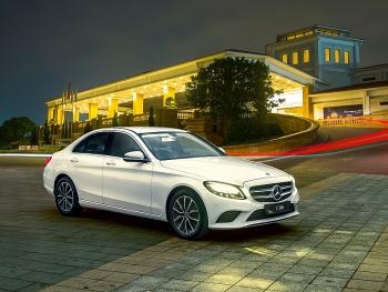 Ngắm Mercedes-Benz C-Class 2019 có giá từ 1,5 tỷ  đồng