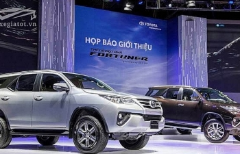 Toyota Fortuner vẫn nhập hay chuyển lắp ráp?