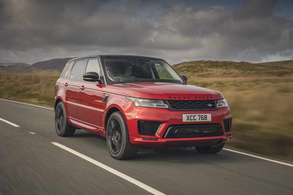 Land Rover  kỷ niệm chiếc xe thứ 1 triệu của dòng xe Range Rover Sport