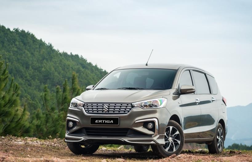 Suzuki Ciaz và Ertiga - lựa chọn thực tiễn cho người Việt