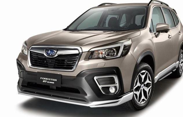 MIV  chính thức trưng bày Bộ phụ kiện GT Lite Edition cho Subaru Forester