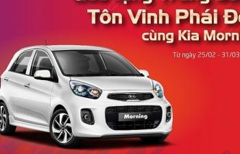 Kia Motors VN tặng quà trang sức tôn vinh phái đẹp