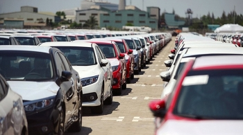Thị trường ô tô: Nhập tăng, lắp ráp giảm