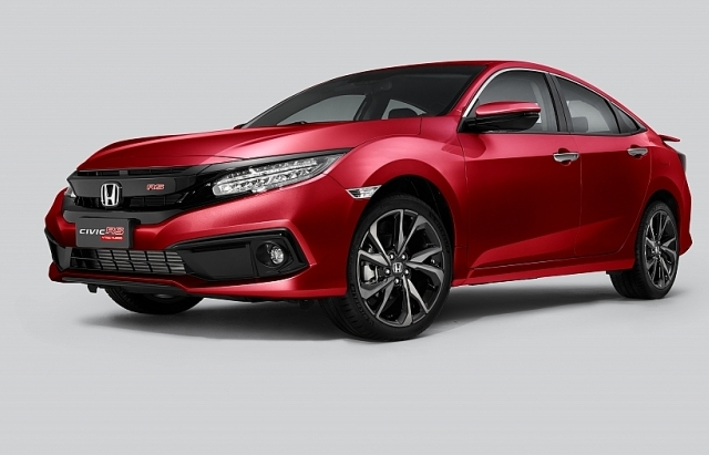 honda civic rs co them mau moi