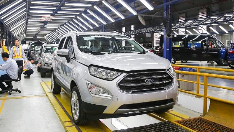 Thị trường ô tô: Tạm đóng không lo, chỉ lo sức mua giảm