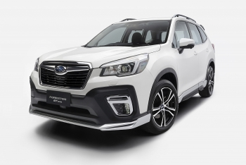 MIV nhận đặt hàng bộ phụ kiện đặc biệt GT Edition cho Subaru Forester tại Việt Nam