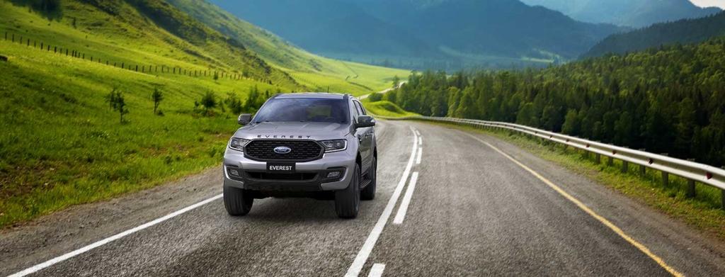 Có giá 1,1 tỷ, Ford Everest Sport 2021 thêm sự lựa chọn trong phân khúc SUV 7 chỗ