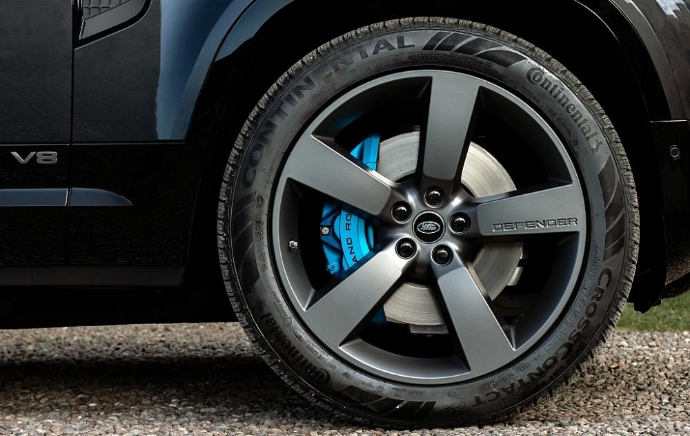 Ra mắt Siêu phẩm off-road Land Rover Defender Works V8 Trophy
