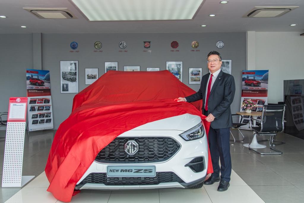 MG ZS Smart Up STD+  ra mắt thị trường Việt Nam với giá 519 triệu đồng
