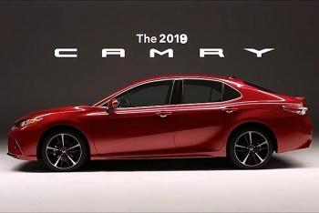 Toyota Camry 2019 nhập khẩu sắp ra mắt tại Việt Nam?