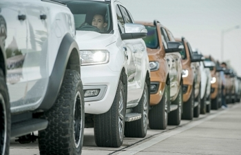 Thị trường ô tô tháng 3: Nhờ giảm giá, vị trí dẫn đầu đã thay đổi