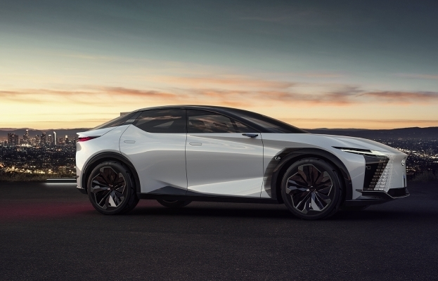 Lexus  ra mắt LF-Z Electrified, mẫu xe ý tưởng chạy điện hoàn toàn