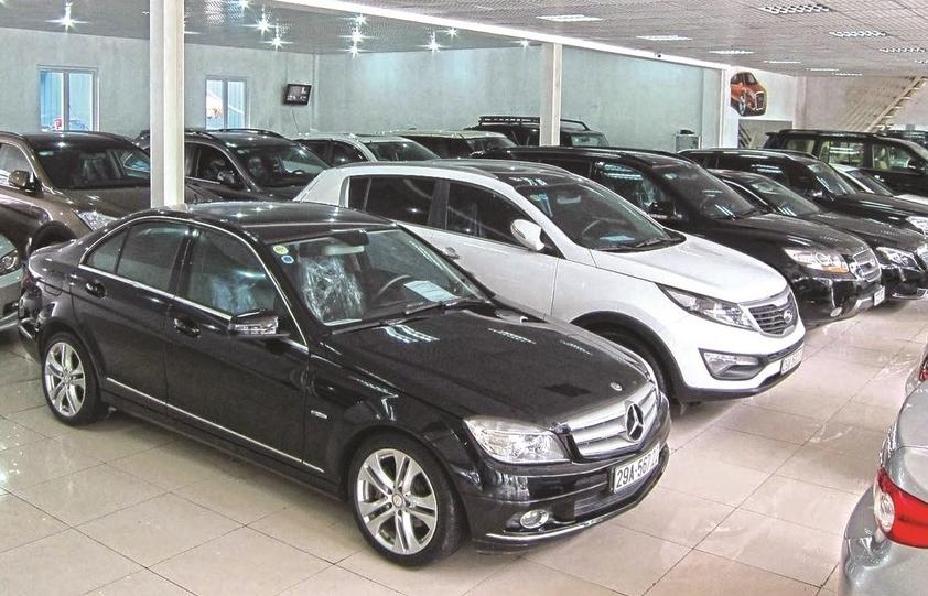 Không doanh nghiệp nào quan tâm đấu giá hạn ngạch nhập khẩu xe ô tô đã qua sử dụng năm 2021