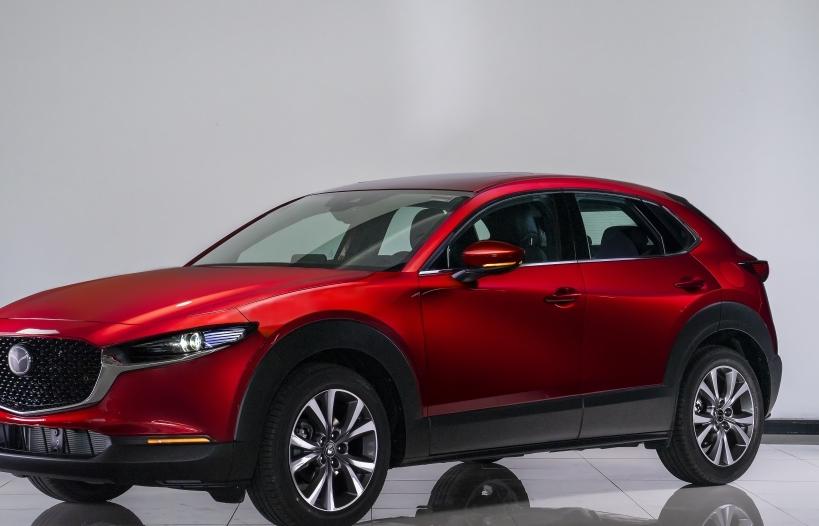 Nhập khẩu từ Thái Lan Mazda CX-30 có giá từ 629