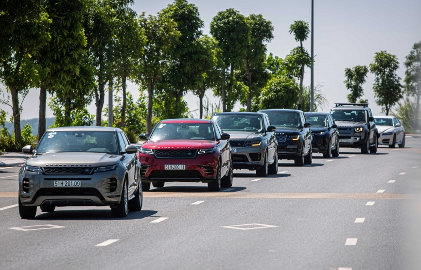 Jaguar Land Rover Việt Nam tổ chức chuỗi trải nghiệp và dịch vụ lưu động tại Quảng Ninh và Đà Nẵng