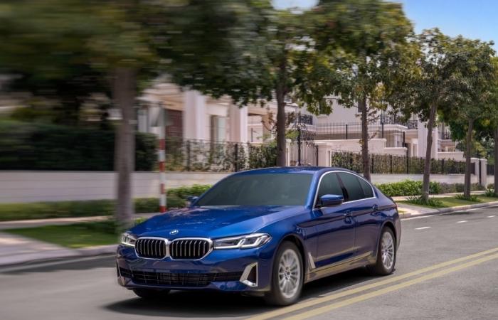 Giá từ 2,5 tỷ đồng, BMW 5 Series mới chính thức ra mặt tại Việt Nam