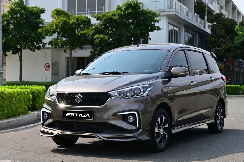 Tip cho tài xế công nghệ: Tăng thu nhập, nhiều chuyến hơn với Suzuki Ertiga