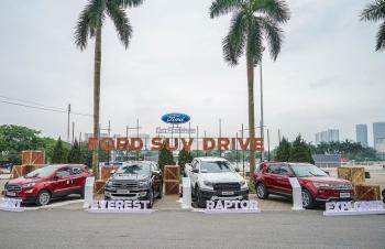 SUV Drive – Chuỗi sự kiện lái thử của Ford