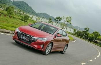 Hyundai Elantra 2019 có giá từ 580 triệu đồng