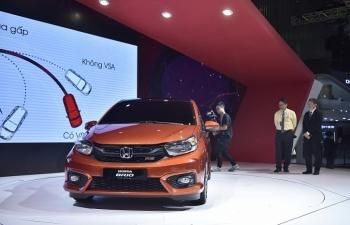 Có  3 phiên bản Honda Brio sẽ ra mắt tại Việt Nam vào tháng 6