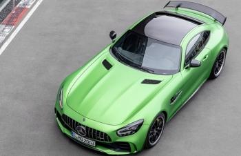 Ngắm nhìn siêu phẩm Mercedes-AMG GT R